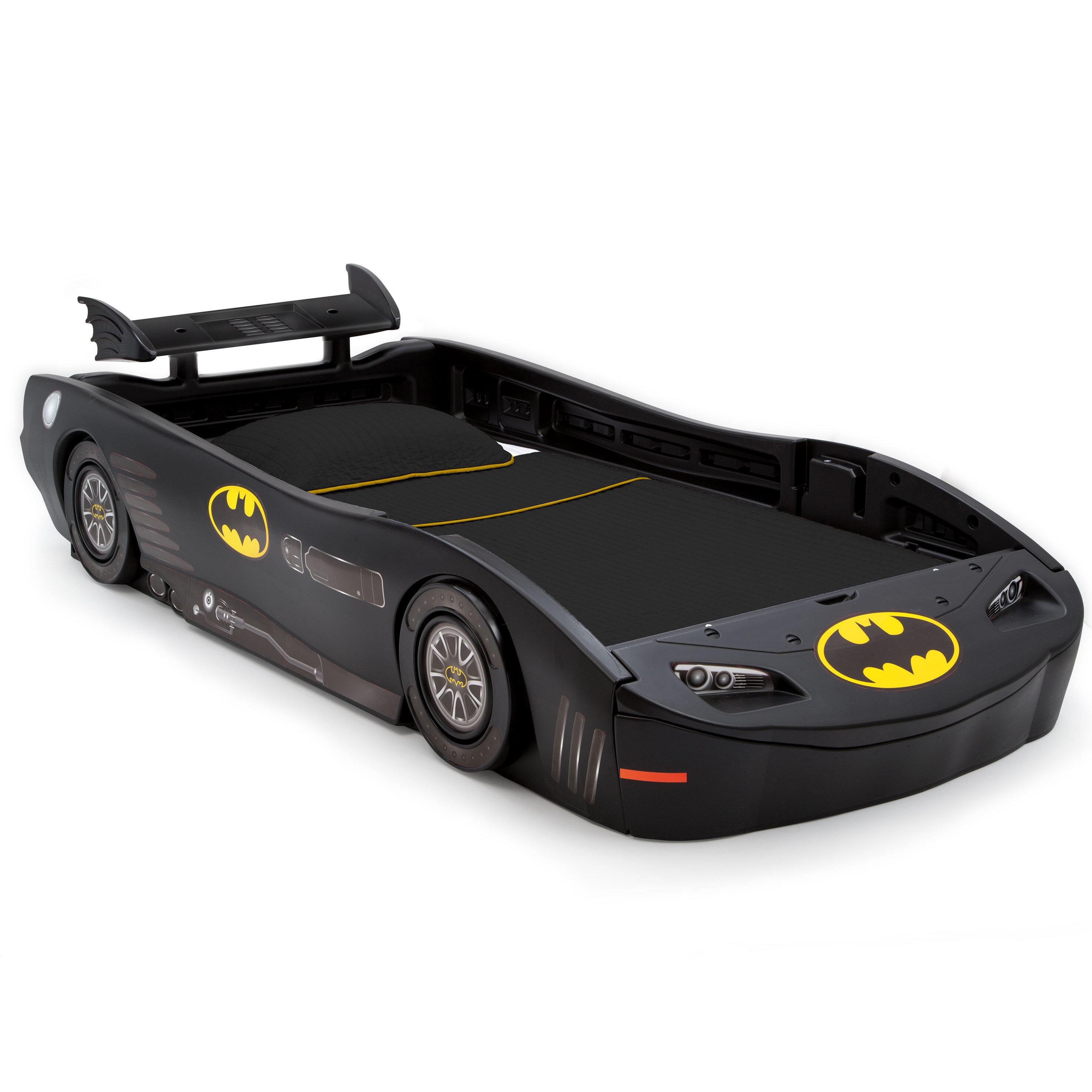 Batman Twin Bed Wayfair