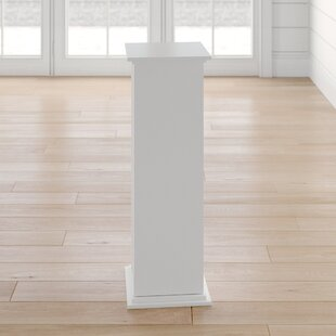 Southlake Pedestal Table By Beachcrest Home