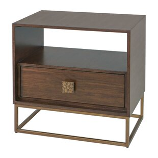Compare Robles End Table with Storage by Everly Quinn