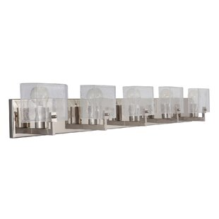 Breakwater Bay Zeringue 5-Light Vanity Light