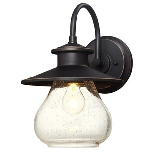 Delmont 1-Light Outdoor Barn Light by Westinghouse Lighting