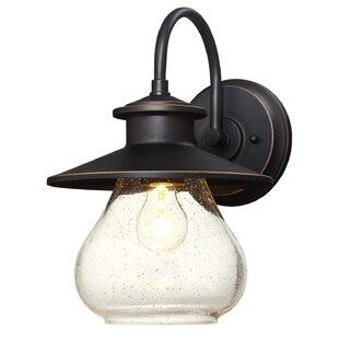 Delmont 1-Light Outdoor Barn Light by Westinghouse Lighting