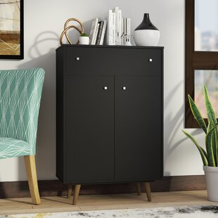 Best Deals Jabari 1 Drawer Accent Cabinet By George Oliver