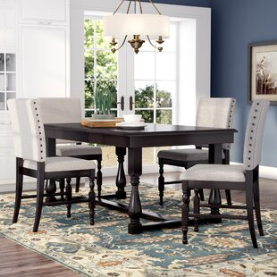 Dresden 5 Piece Dining Set DarHome Co