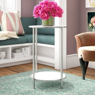 Kahler End Table by Willa Arlo Interiors