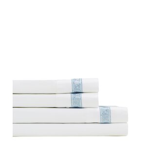 Kolton Embroidered 600 Thread Count Sheet Set