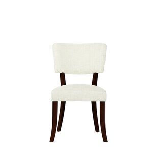 Trombetta Upholstered Dining Chair (Set o..