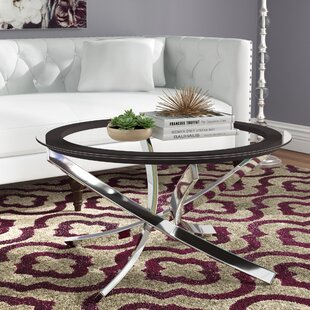 Reviews Jeddo Coffee Table By Wade Logan