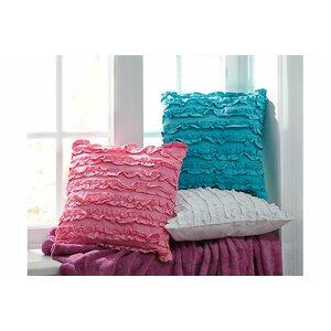 Mikhail Cotton Throw Pillow