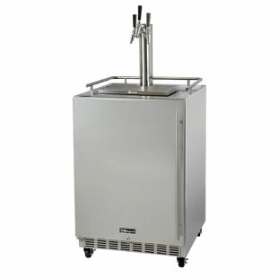 Triple Tap Commercial Grade Full Size Beer Dispenser