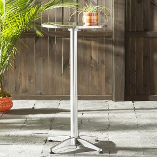 Corns Folding Aluminum Bar Table