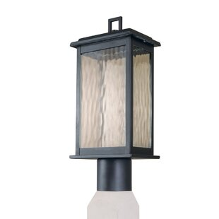 Check Prices Tayler Outdoor 1-Light LED Lantern Head By Breakwater Bay