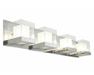 Narvik 4-Light Bath Bar by DVI