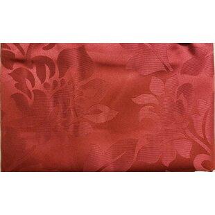 Brehmer Floral / Flower Room Darkening Thermal Grommet Single Curtain Panel by Astoria Grand