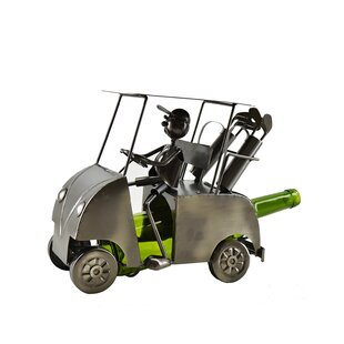Golf Cart Holder Metal Display Home and K..