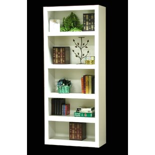 Ilsa Standard Bookcase Red Barrel Studio