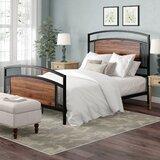 Pilcher Queen Standard Bed by Wrought Studio™