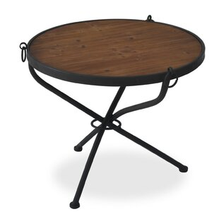 Find the perfect Cierra End Table by 17 Stories