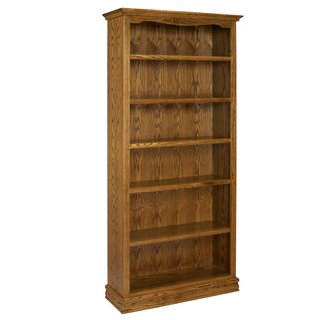 Americana Standard Bookcase by A&E Wood Designs SKU:EC717052 Guide