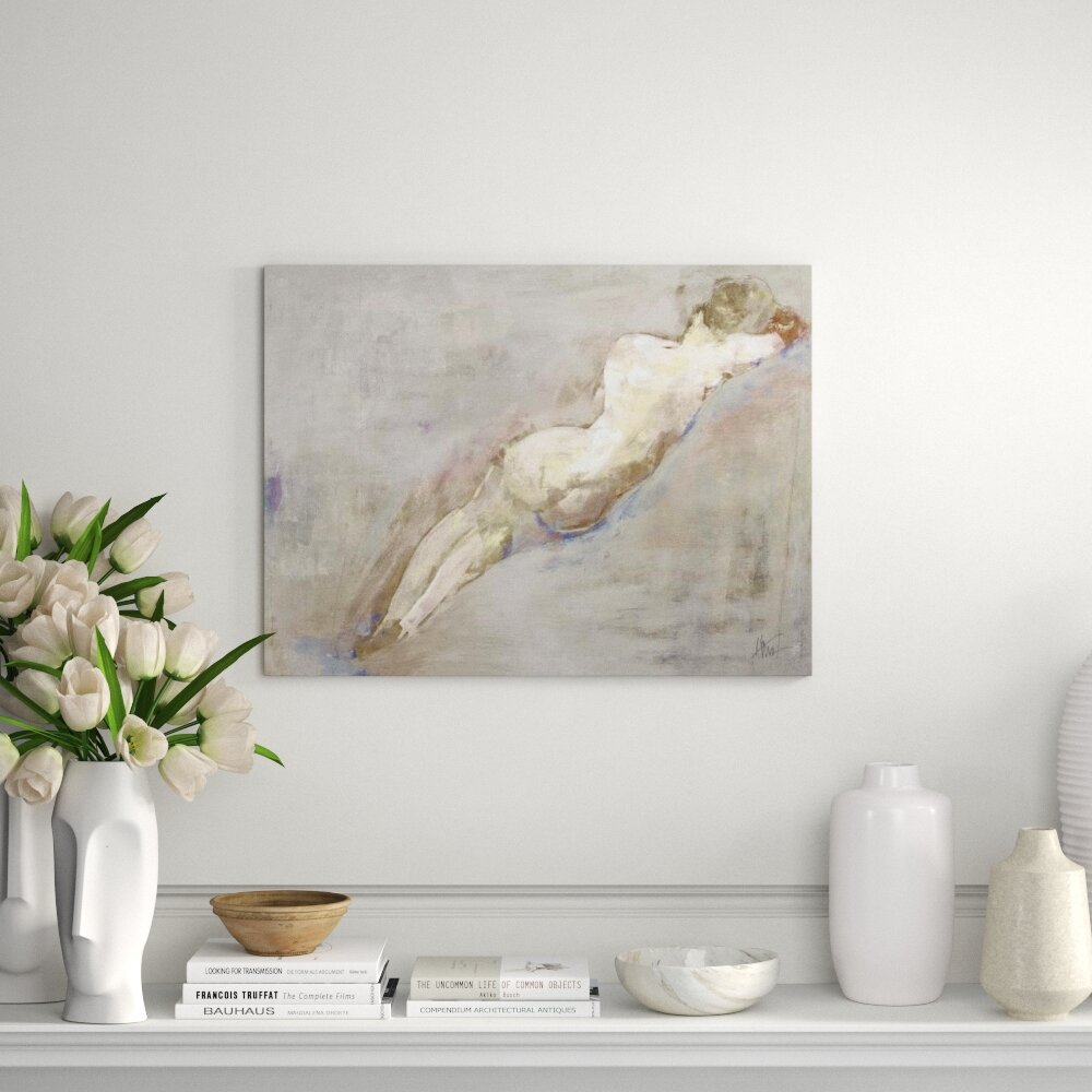 Chelsea Art Studio Respite Serenity I Wrapped Canvas Painting Print Perigold