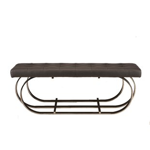 Fahey Upholstered Bench by Brayden Studio