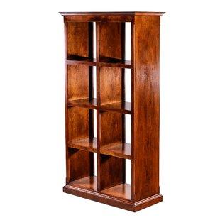 Loon Peak Mcneil Alder Display Cube Unit Bookcase