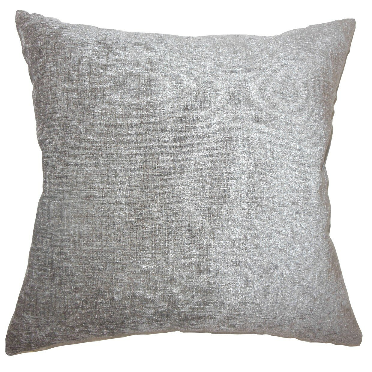 The Pillow Collection Gefion Solid Outdoor Throw Pillow Cover Wayfair