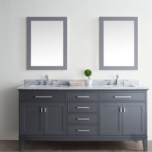 sink vanity com fresca with gray mirror double dp oak bath allier amazon bathroom modern
