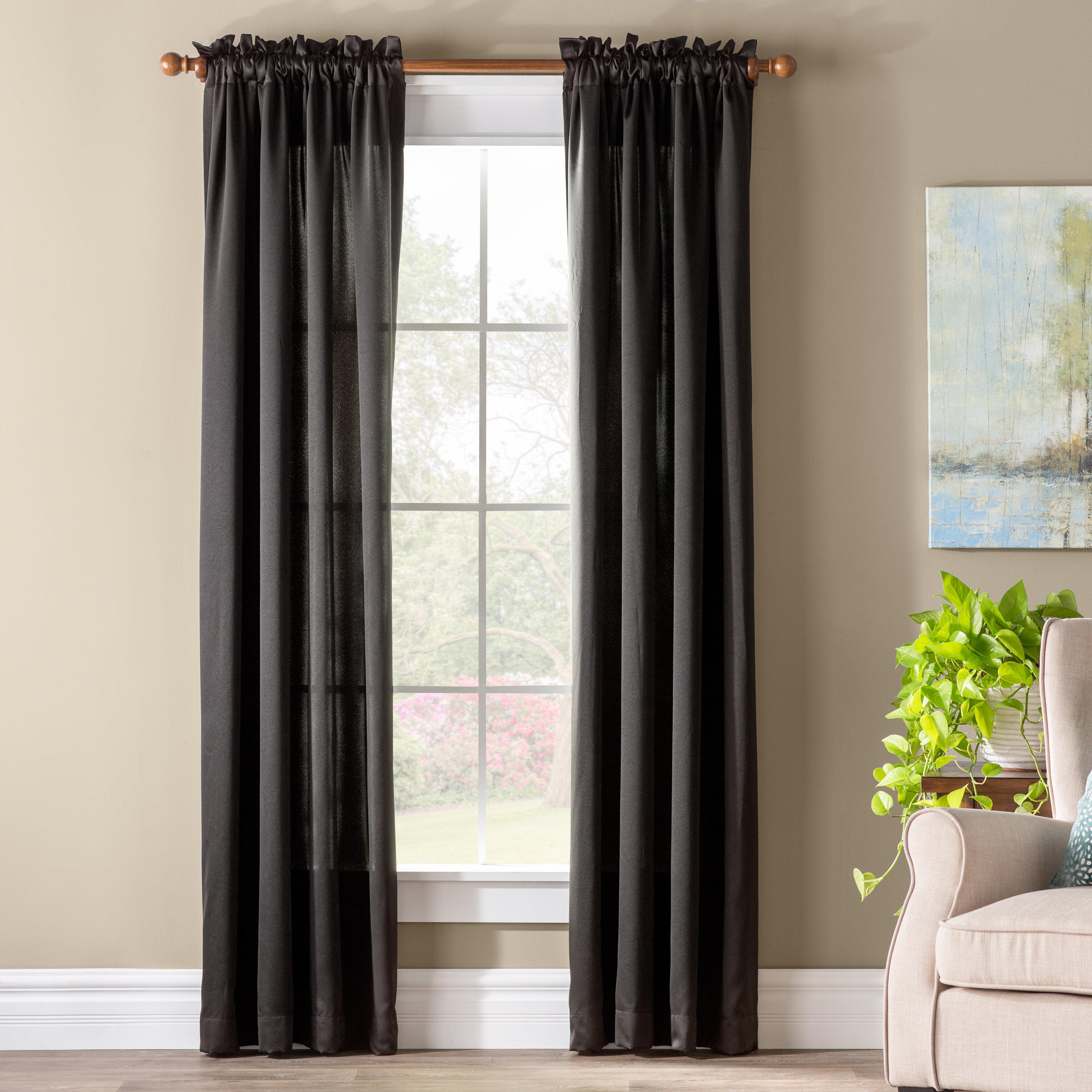 Bohemian Curtains Drapes You Ll Love In 2021 Wayfair