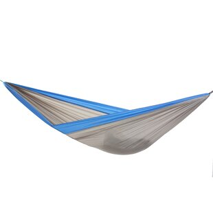 Mohr Easy Traveller Nylon Camping Hammock by The Holiday Aisle Sale