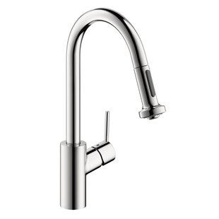 Hansgrohe Allegro E Pull Down Single Handle Kitchen Faucet