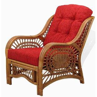 Broadmoor Handmade Lounge Chair by Bayou Breeze