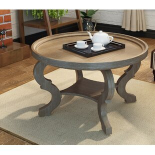 Feldt Circular Coffee Table