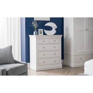 Dial 5 Drawers Chest By Beachcrest Home