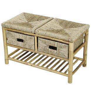 Heather Ann Creations Storage Bench