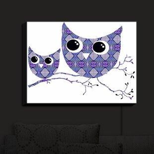 Bungalow Rose Owl Argyle P..
