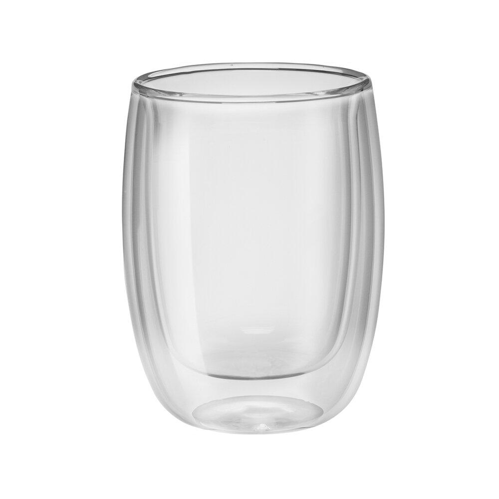 Zwilling Ja Henckels Sorrento Double Wall Glass Coffee Mug Set Wayfair