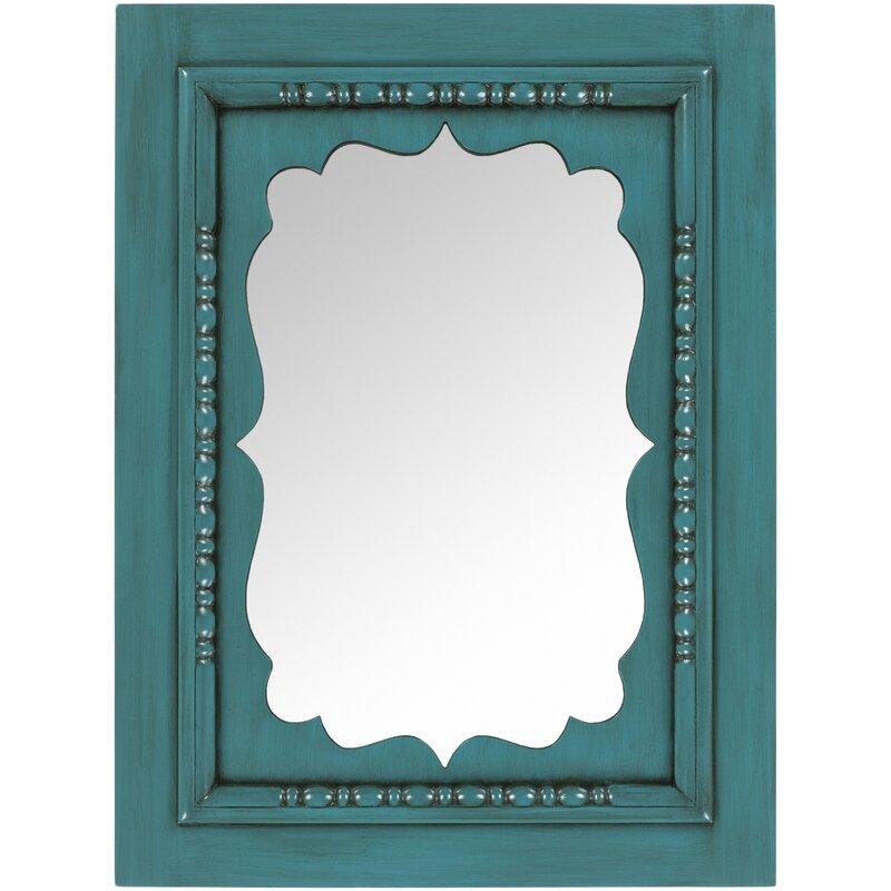 August Grove Modern Contemporary Accent Mirror Reviews Wayfair