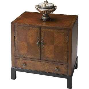 Copley 1 Drawer 2 Door Accent Cabinet by Astoria Grand