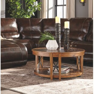Best Demi Coffee Table By Millwood Pines