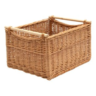 Kitchen Storage Willow Basket I By Union Rustic