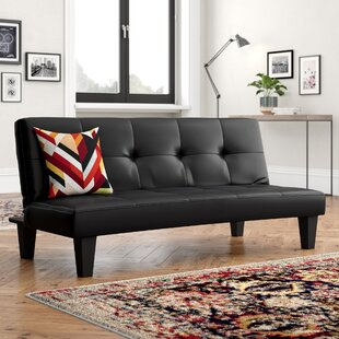 office sofa bed small seater clic clac sofa bed office wayfaircouk