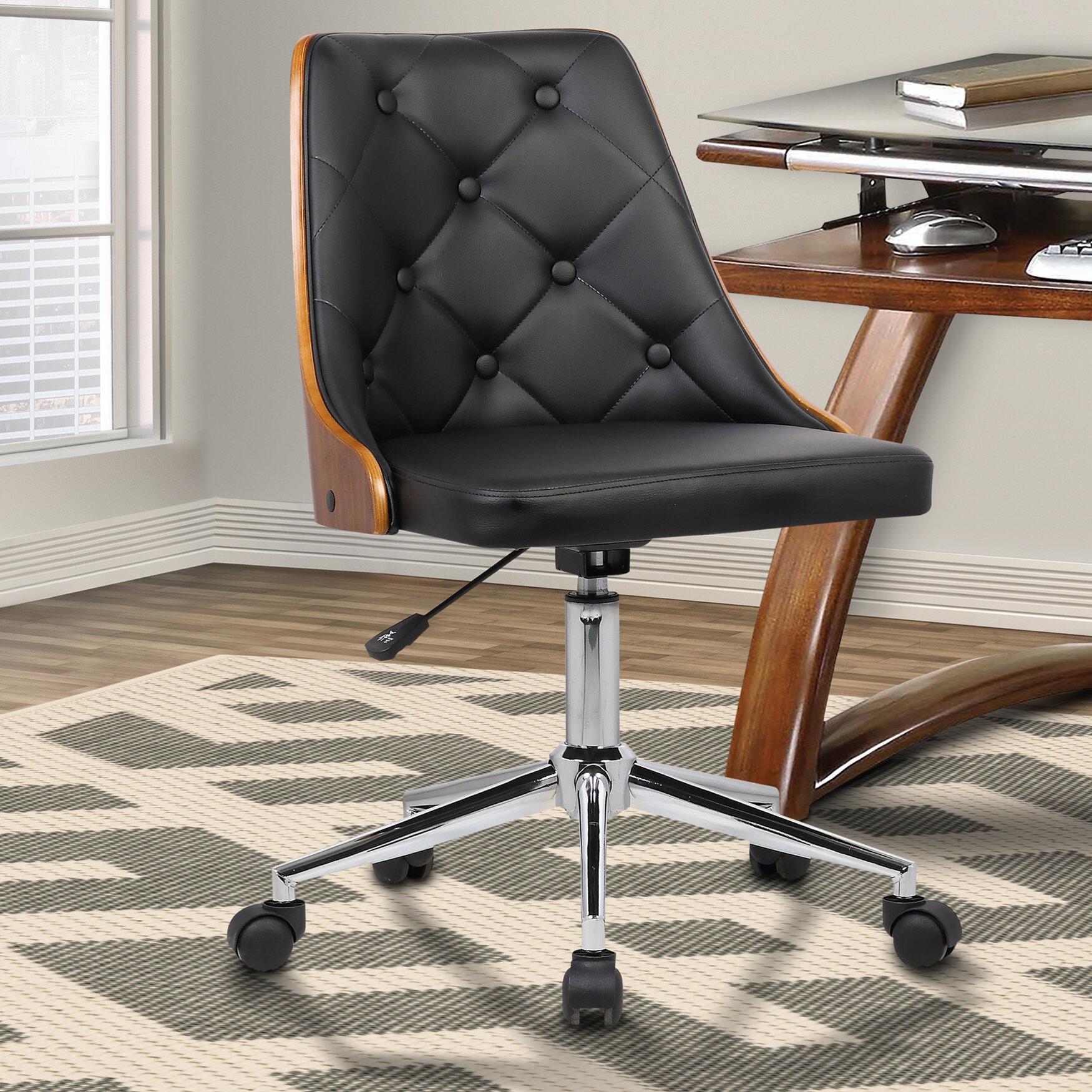 george oliver easthampton mid century desk chair reviews wayfair rh wayfair com mid century desk chair for sale mid century desk chair amazon