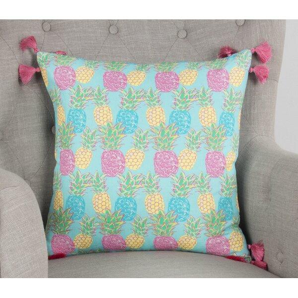 Bay Isle Home Alexis Cotton Throw Pillow Wayfair