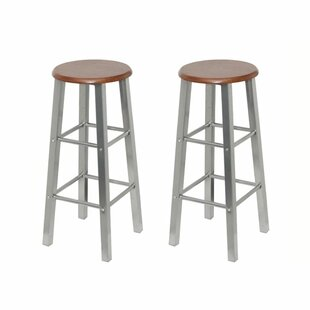 Nava 70cm Bar Stool (Set Of 2) By Borough Wharf