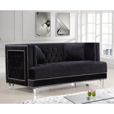 Velvet Sofas You Ll Love Wayfair
