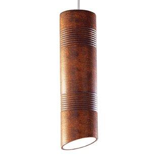 A19 Raindance 1-Light Cylinder Pendant