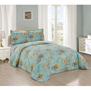 Jill 3 Piece Coverlet Set