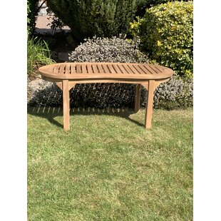 Heanor Teak Coffee Table By Sol 72 Outdoor