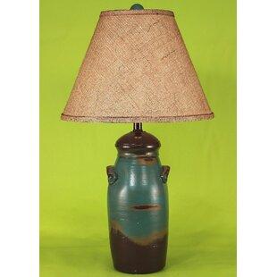 Coast Lamp Mfg. Rustic Living Slender Crock 26.5